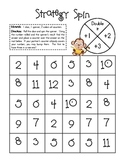 Addition Strategy Game