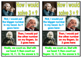 Addition Strategy Poster