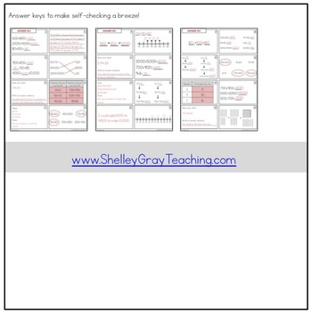 Addition Strategy Task Cards: Doubles Plus Two and Extensions (Fourth Grade)