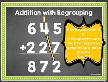 Addition & Subtraction with Regrouping Bundle