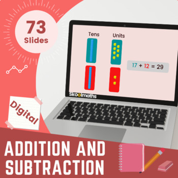 Addition & Subtraction, 1st grade (UK Year 2, key stage 1)