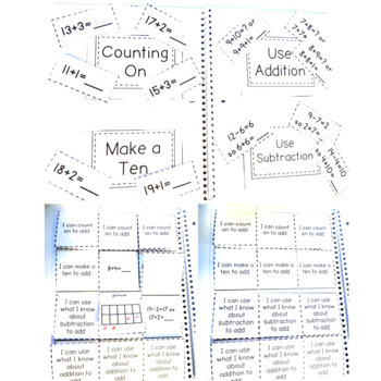 Addition & Subtraction 2nd Grade: Activities by the Standards OA Bundle