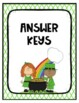 Addition & Subtraction (3 digit with regrouping) - St. Patrick's Day Theme
