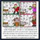 Addition & Subtraction Bump Games Bundle - Christmas themed