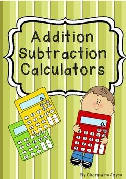 Addition Subtraction Calculators