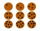 Addition & Subtraction Cookie Flip - Kindergarten to 1st grade