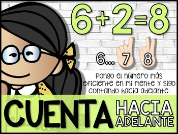Mental Math Pack [Addition & Subtraction] in SPANISH