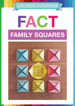 Addition & Subtraction Fact Family Activity