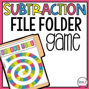 Math Facts Board Games Bundle