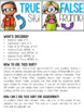Addition & Subtraction Facts of 5, 10 & 20 QR Sorts - Differentiated Math Center