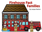 Addition/Subtraction Firehouse Fact Family