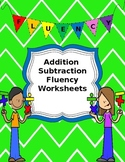 Addition & Subtraction Fluency