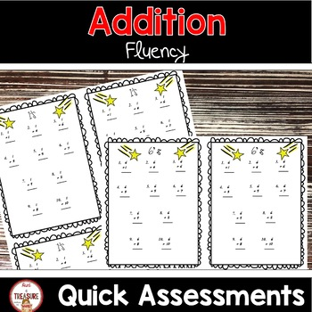 Addition/Subtraction Fluency Bundle (Superhero Theme)