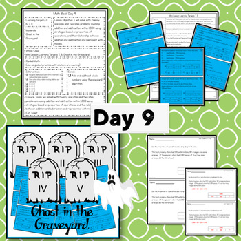 Addition & Subtraction Guided Math Lesson Plans 3.2C 3.4A 3.4B 3.4C 3.5A 3.7B