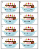 Ice Cream Theme:  Addition & Subtraction Task Cards and Printables