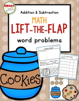 Addition & Subtraction Lift-the-Flap Word Problems