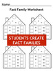 Addition and Subtraction Math Fact Fluency Bundle