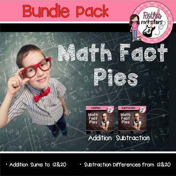 Math Facts Fluency Practice for Addition/Subtraction