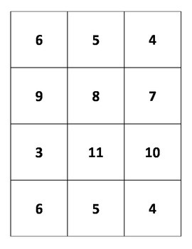 Addition Subtraction Math Facts Flash Cards With Answers