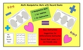 Freebie Addition Subtraction Facts Math Manipulative Mats