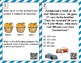 Addition/Subtraction Multi-Step Word Problem Task Cards with QR Codes