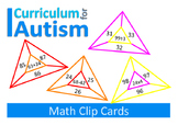 Addition Subtraction Multiplication Division Autism Special Education