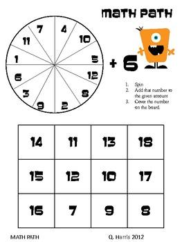 Addition, Subtraction, Multiplication & Division Fact Fluency MEGA Kit