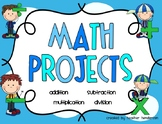 Addition * Subtraction * Multiplication * Division * Math