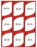 Addition, Subtraction, Multiplication, Division UNO BUNDLE