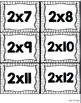 Addition, Subtraction, Multiplication, and Division Flash Card Ultimate Bundle