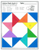 Addition, Subtraction, Multiplication, and Division Math Quilts