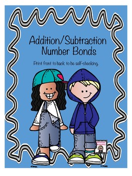 Addition/Subtraction Number Bonds - Basic Facts