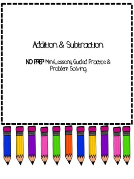 Addition & Subtraction Review & Practice