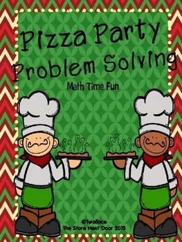 Addition & Subtraction Pizza Party