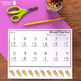 Addition & Subtraction Practice Pages {With Cut Apart Coun
