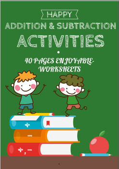 Addition & Subtraction Printable Activities