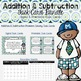 Addition & Subtraction Problem Solving Task Cards Bundle {DIGITAL & Printable}
