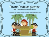 Addition & Subtraction Problem Solving Unit: Pirate Themed