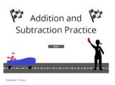 Addition/Subtraction SCORM eWorksheet