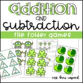 Math: Addition & Subtraction Skills