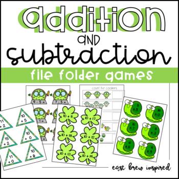 Addition & Subtraction Skills