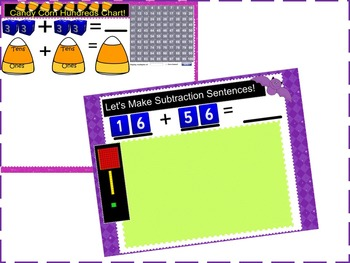 Addition & Subtraction Smart Board Lesson/Games!!
