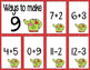 Math Fact Fluency for December (0 to 10)