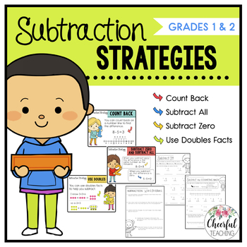 Addition & Subtraction Strategies BUNDLE