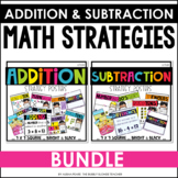 Addition & Subtraction Strategy Posters Bundle