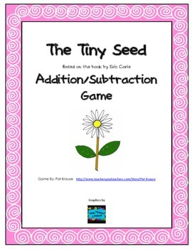 Addition / Subtraction - Tiny Seed Game