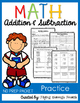 Addition & Subtraction Unit: Assessments, Practice, Games, Math Centers 4.NBT.4