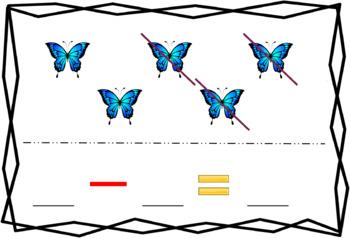 Math / Addition & Subtraction / Visual Task Cards BUNDLE #BundleBonanza