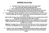 Addition & Subtraction Within 1,000 KABOOM Game Adding & Subtracting Within 1000
