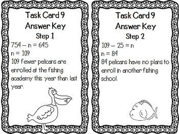 Math: It's Simply Black & White!  3.NBT.2